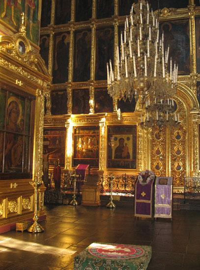 Новосспасский монастырь. Фото с сайта www.spasnanovom.ru