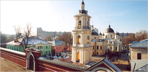 Покровский Ставропигальный Монастырь Фото с сайта www.pokrov-monastir.ru