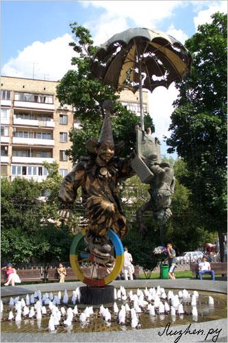 Московский цирк на Цветном бульваре.